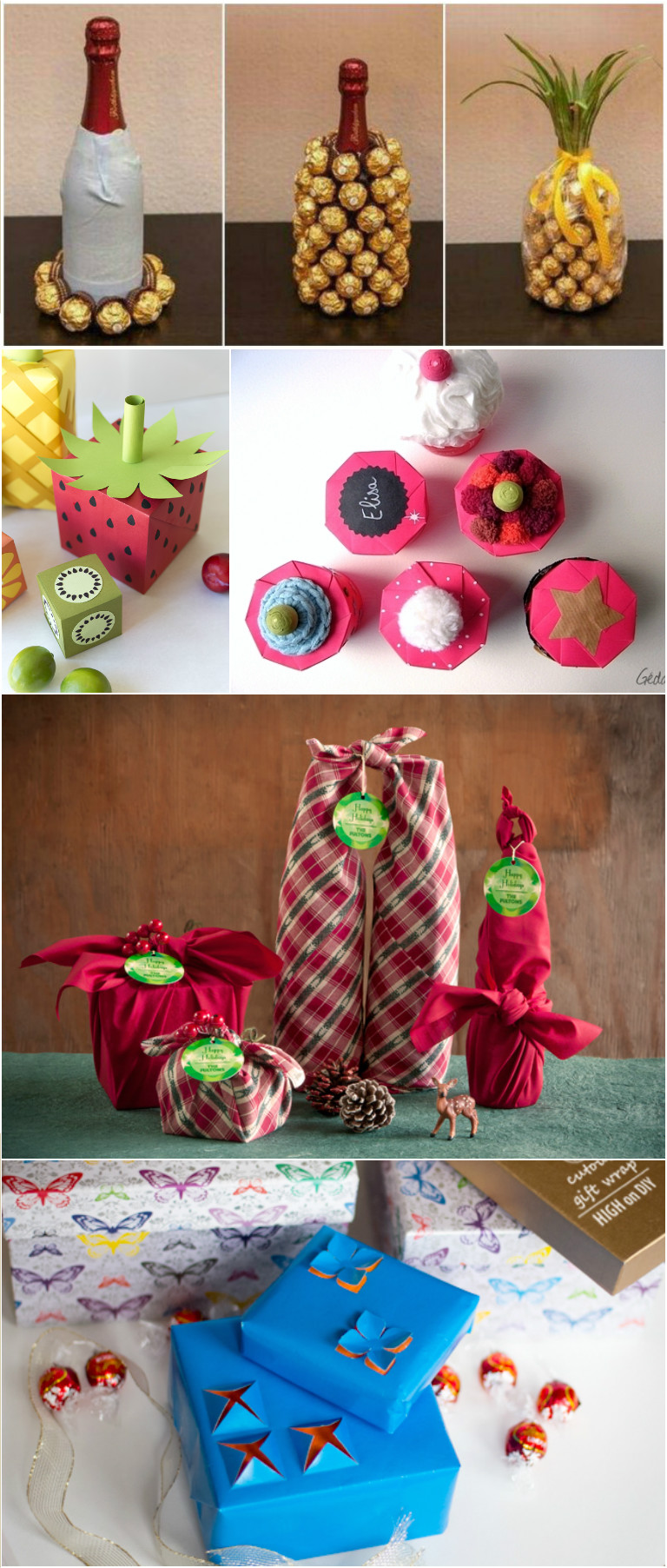 30+ Amazing Gift Wrapping Ideas Everyone Should Know - Pondic