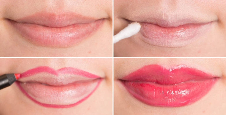 how to get bigger fuller lips naturally