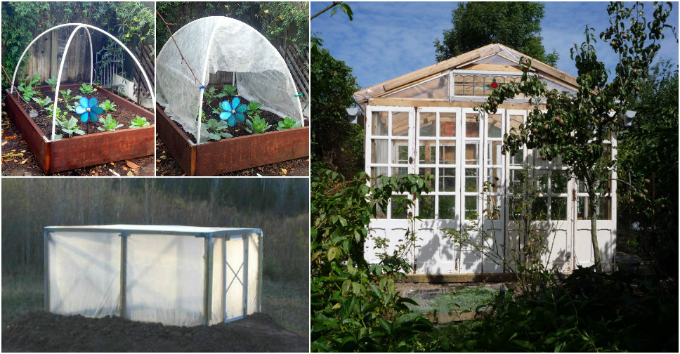 25 Free Diy Greenhouse Plans To Extend Your Gardening