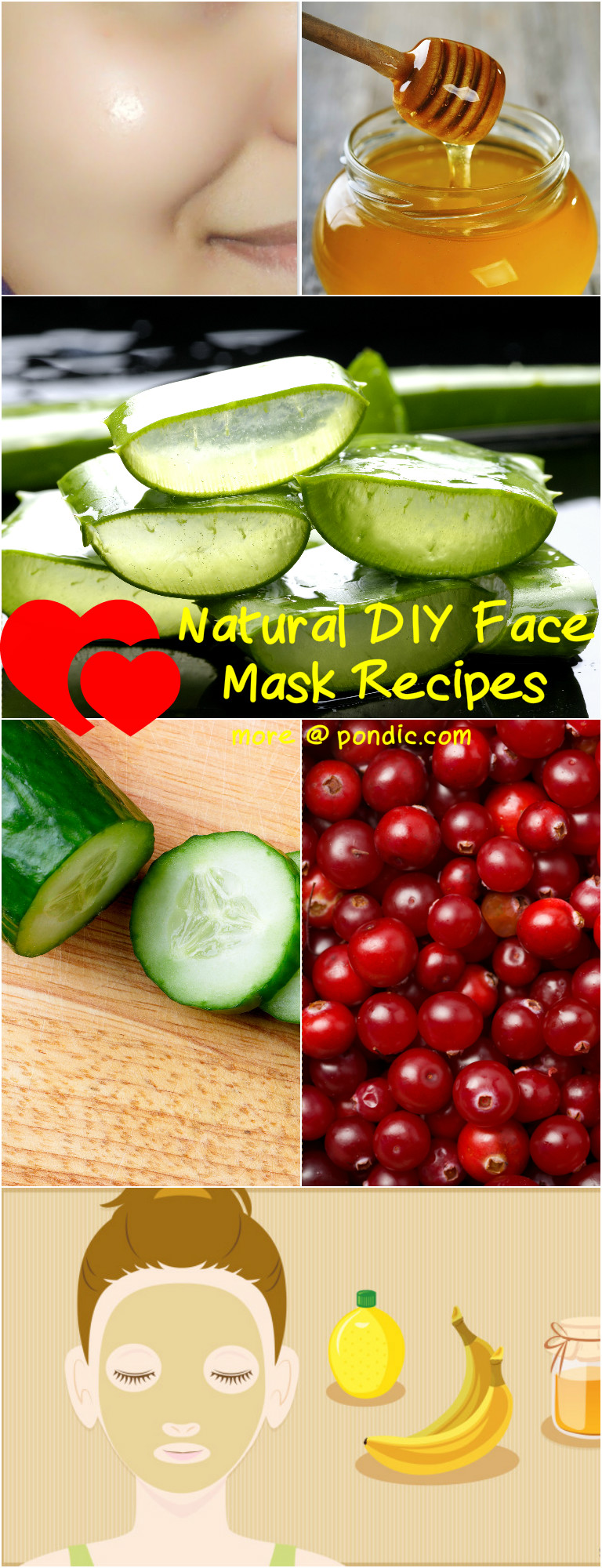 These Outstanding Recipes Are Guaranteed toMake Your Skin Smooth and Radiant inNoTime