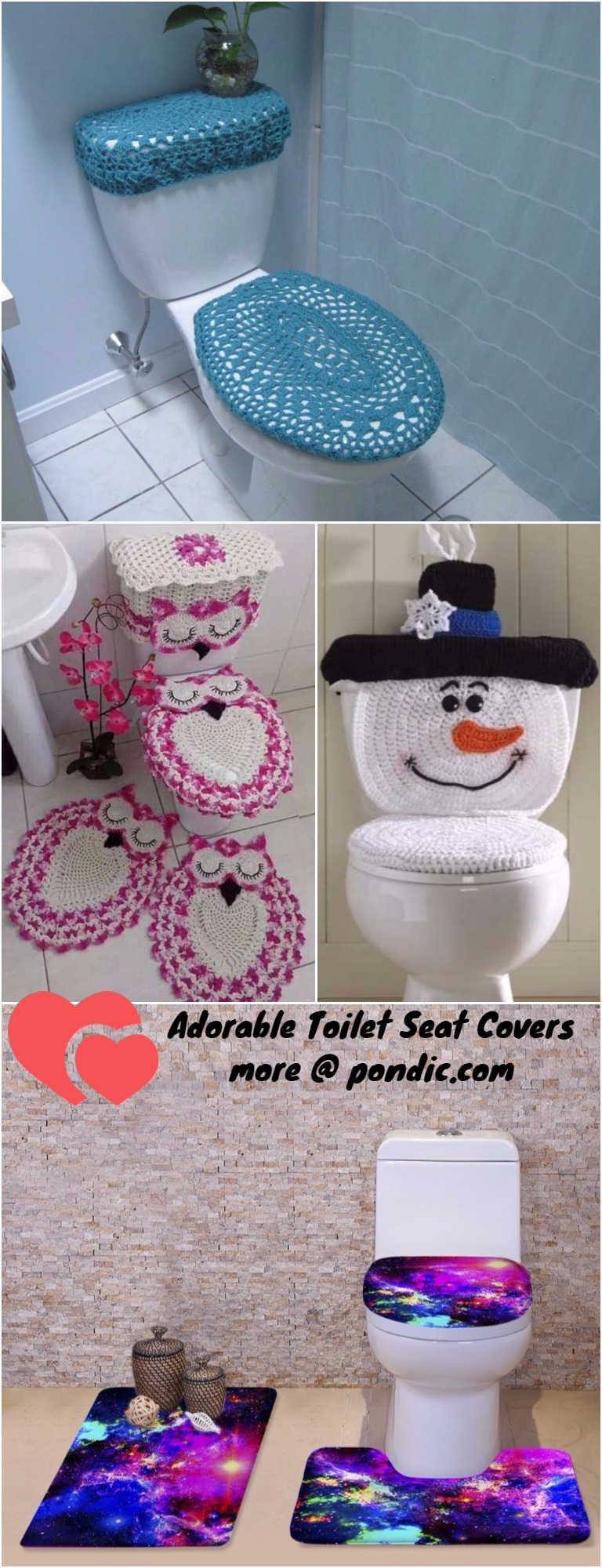 Wondrous Adorable Toilet Seat Covers Everyone Loves To Have Pondic Dailytribune Chair Design For Home Dailytribuneorg
